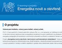 ČVUT e-learning