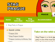 Eshop Stag Prague