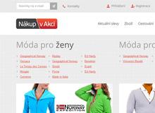 Portál móda a luxus pro Nákupvakci.cz