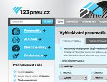 PPC kampaně a SEO pro ipneu.cz ve vyhledávačích