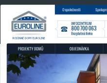 Internetový marketing PPC a SEO pro Euroline.cz